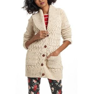 Anthropologie Isabella Sinclair Farfar Sweater